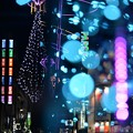 写真: 夜の吉祥寺