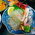 Photos: 鮮魚さかい 刺身定食 Sashimi Japanese cuisine seafood 呉市本通6丁目