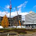 呉市役所本庁舎 建設工事 平成27年12月竣工予定 呉市中央4丁目