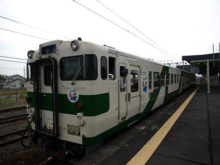 キハ40(宝積寺駅)3