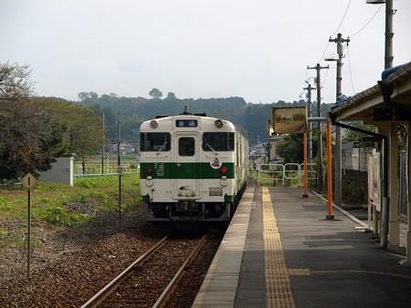 キハ40(仁井田駅)5