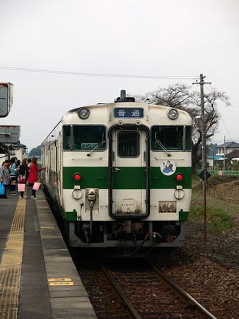 キハ40烏山線(仁井田)10