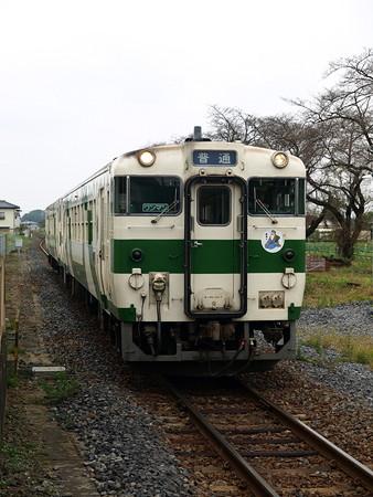 キハ40(仁井田駅)3