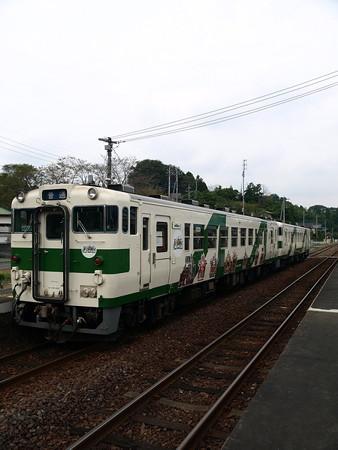 キハ40(大金駅)9