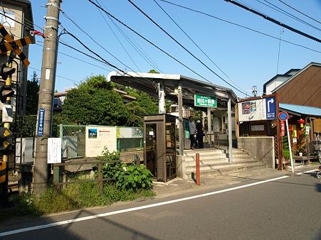 由比ヶ浜駅5