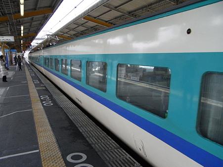 381系くろしお号(西九条駅)1