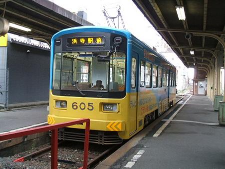 恵美須町駅構内5