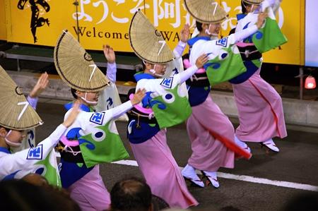 徳島阿波踊り2011