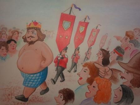 裸 の 王様 裸の王様 (はだかのおうさま)とは【ピクシブ百科事典】