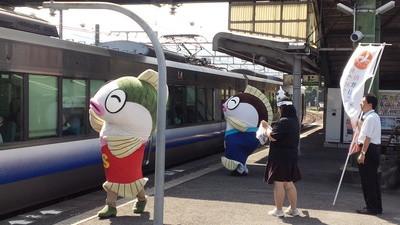 JR湯浅駅3
