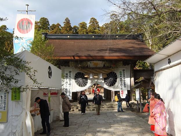 熊野本宮大社08 神門