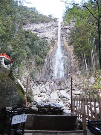 飛瀧神社11 延命長寿のお滝水