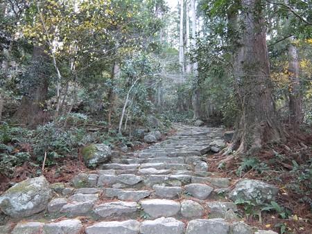 鎌倉積み石段1