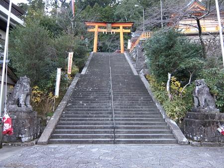 熊野那智大社07 二の鳥居