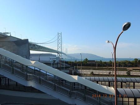 明石海峡大橋17 舞子駅から