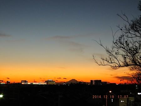 富士山 20141219-08