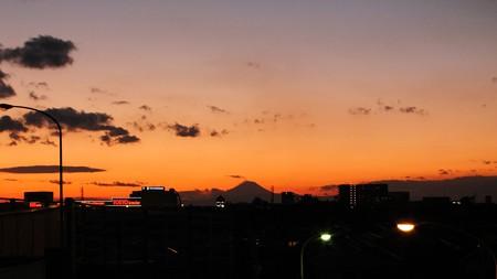 富士山 幕張インター~20150102-05