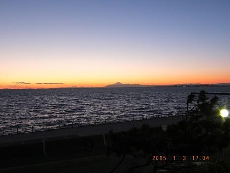 幕張の浜~20150103-06 冒険ガボテン島