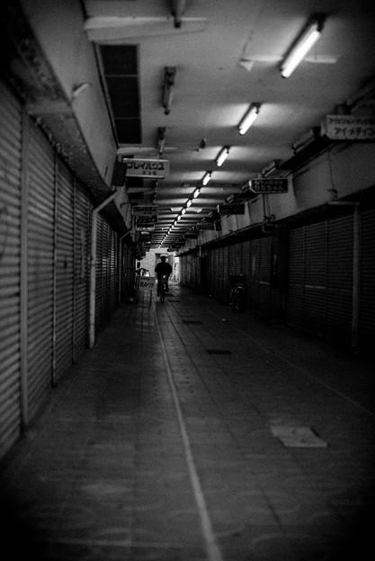 Photos: 昭和な通路@岩槻名店街