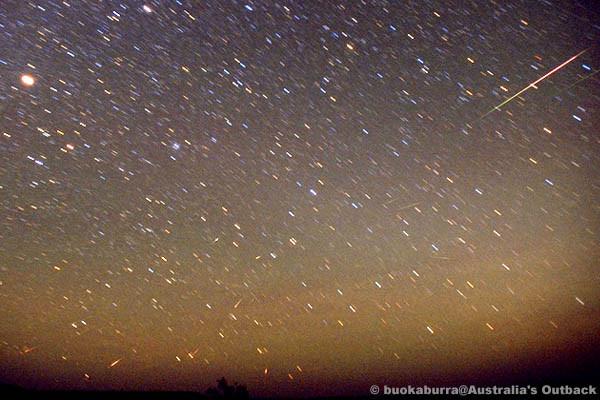 獅子座流星群(その1)