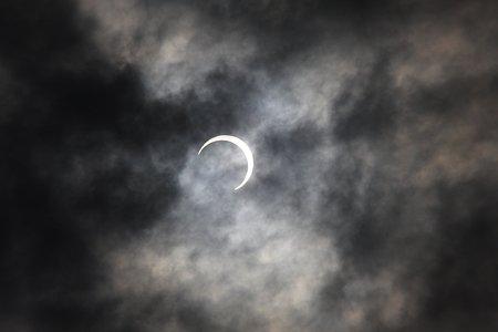 2012.05.21 和泉川 日食
