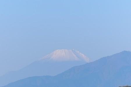2014.11.13 駅前 富士山