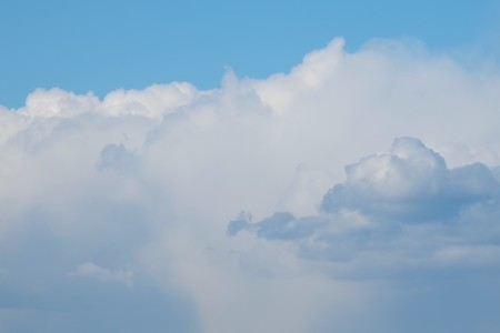 2014.12.06 瀬谷市民の森 北の空に雲