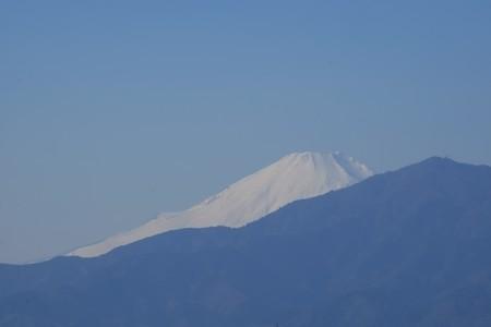 2015.01.09 駅前 富士の山