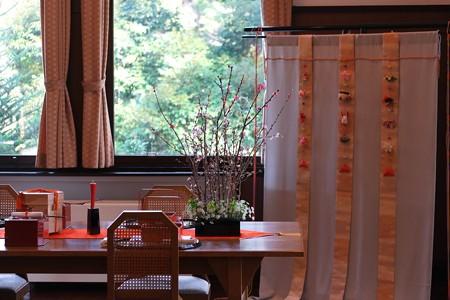 2015.02.20 山手 エリスマン邸 雛祭りの食卓