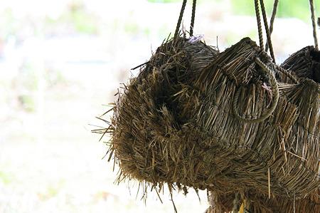 2010.05.15 追分市民の森 農具(ショルダーバッグ)