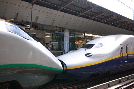 2010.09.26 東京駅 東北新幹線