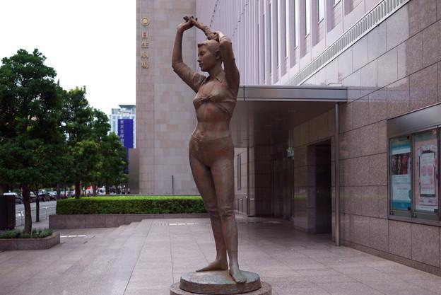2011.08.27 有楽町 微風 笹戸千津子