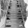 と、ある美術塾の階段