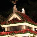 写真: 松本城の天守閣