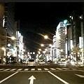 札幌夜のすすきの1