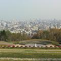 札幌旭山記念公園か・ら・のーーー風景