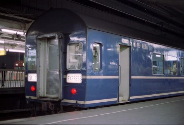 BY17s-急行だいせん、大阪駅