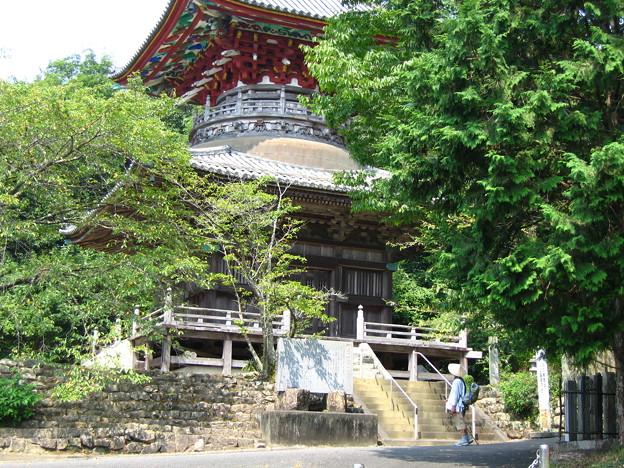 真言宗 第8番 熊谷寺