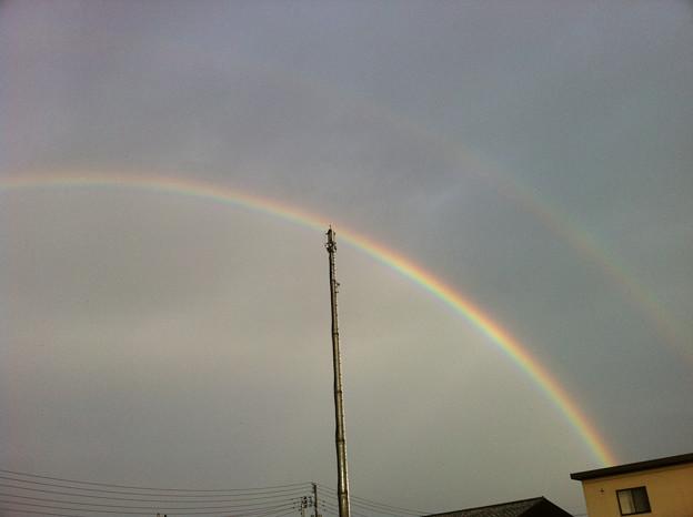 ふたつの虹のかけ橋 その2