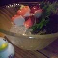 Photos: 蛸のお造り #きょうご飯
