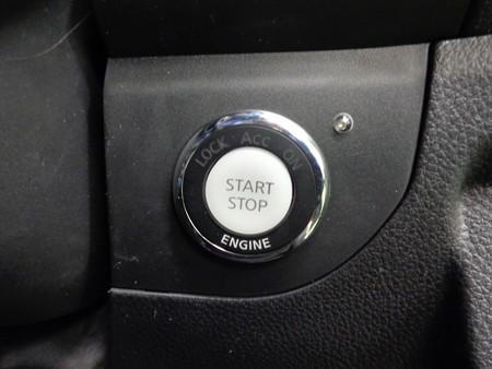 エクストレイル 後付プッシュスタート2 日産ボタン