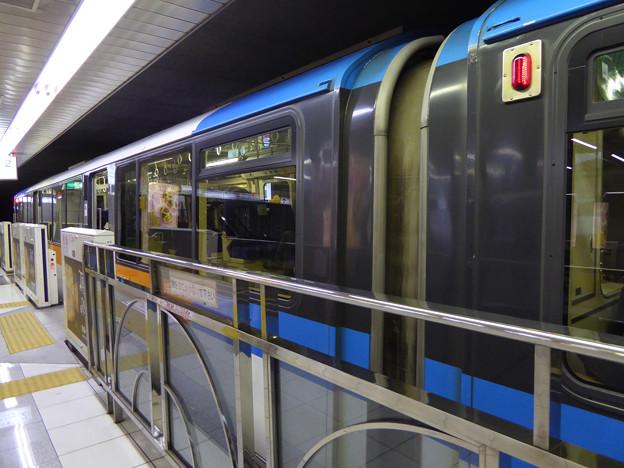Photos: 乗ってきたモノレール