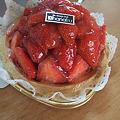 Photos: イチゴタルとケーキ