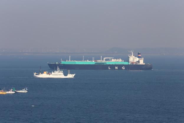 北海道大学練習船「おしょろ丸」