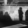 写真: Street meeting