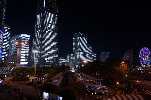 写真: 横浜タワーズイライト2014!