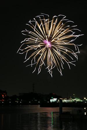 横浜の花火3!(110817)