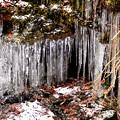 Photos: 氷瀑 御舟子の滝-15
