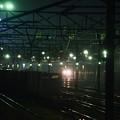 夜の宇都宮貨物(タ)駅