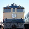 EF65 1115 はやぶさ号HM付き